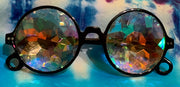 Kaleidoscope Glasses #2 (3 color options)