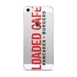 Loaded Cafe Logo - iPhone 5/5s/Se, 6/6s, 6/6s Plus Case