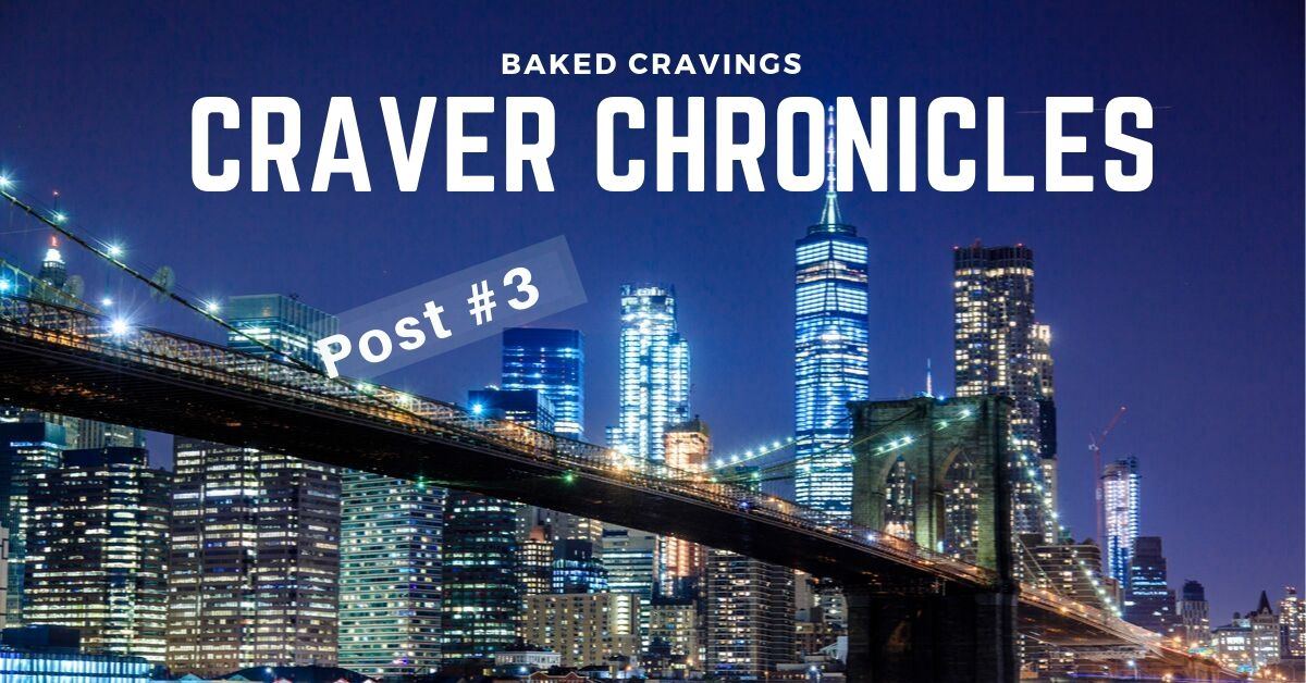Cake Chronicles #3 renamed Craver Chronicles