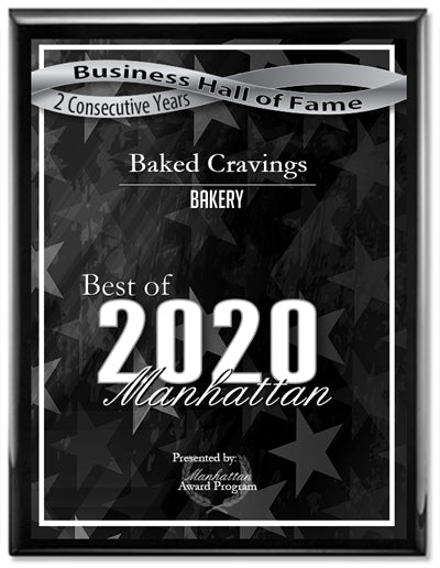 Best of Manhattan 2020 Award