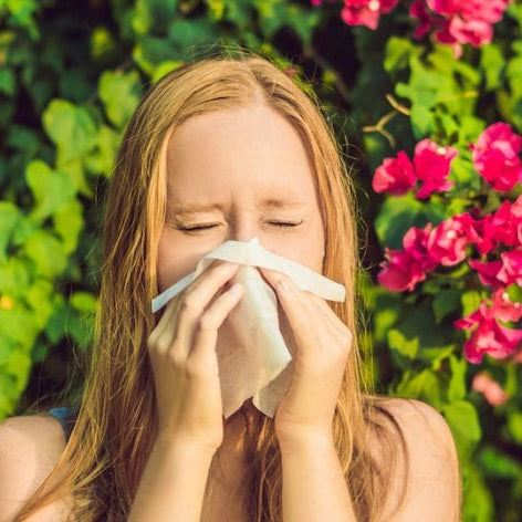 Allergies In Teens: Allergy Advice Parents Should Know