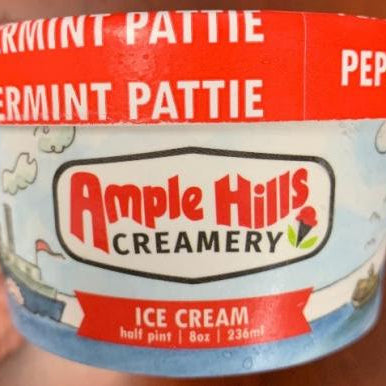Ample Hills Manufacturing LLC Issues Allergy Alert on Undeclared Peanut in Peppermint Pattie Ice Cream