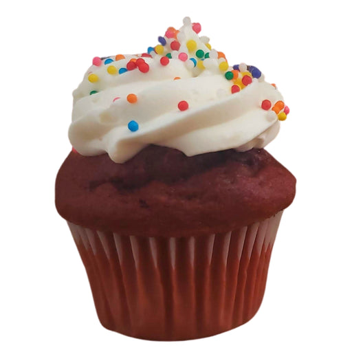 Mini Red Velvet Cupcakes (Dozen)