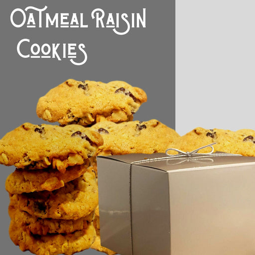 Oatmeal Raisin Mini Cookie Gift Set