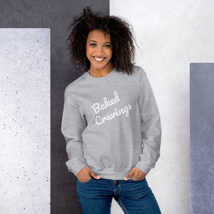 Baked Cravings Unisex Sweatshirt