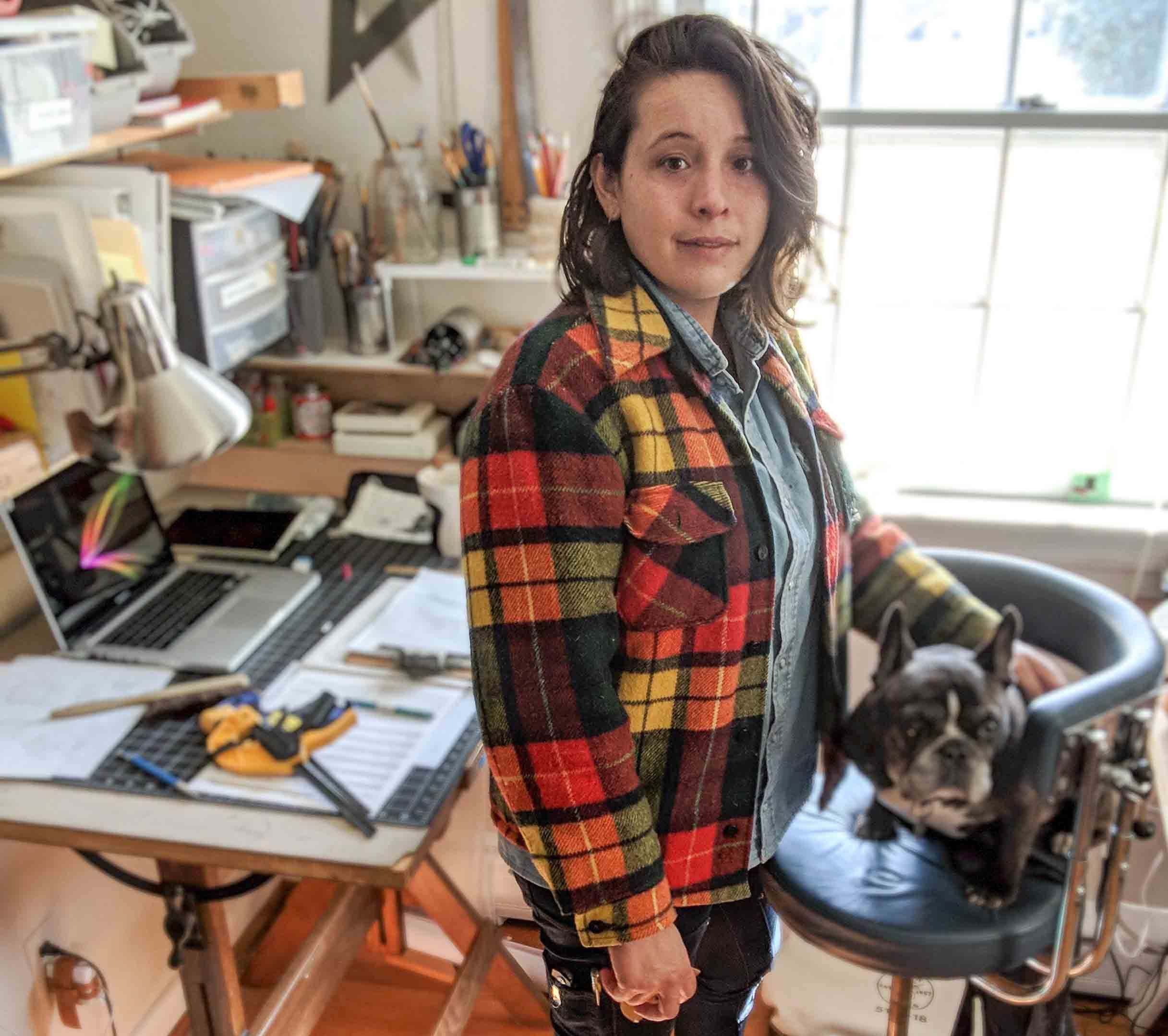 Women to Watch: Artist Nikki Leone, February 2018