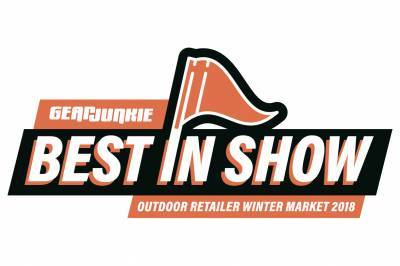 Outdoor Retailer: Best in Show!