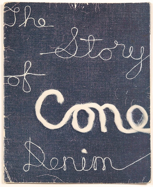 The Story of Cone Denim