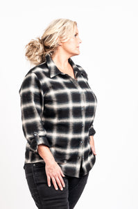 Givens Workshirt Plaid