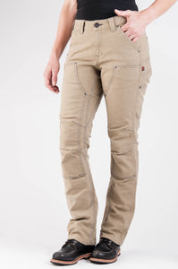 Britt Utility in Natural Canvas