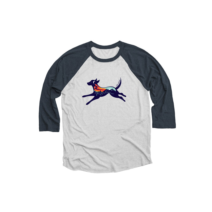 Wild at Heart ¾ Sleeve Baseball Tee
