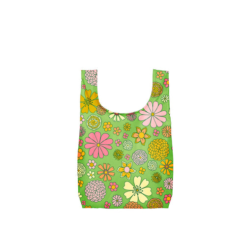 Groovy Green Small Reusable Bag