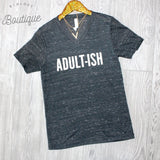 Adultish T-Shirt - Biology Boutique
