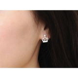 Allison Crown Studs - Biology Boutique