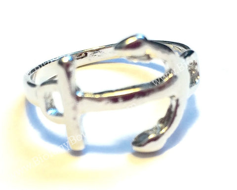 Anchor Ring - Biology Boutique