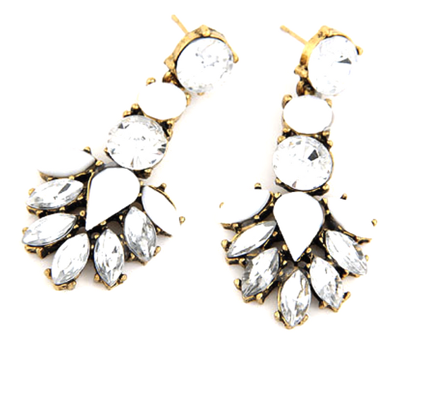 Aria Sparkling Earrings
