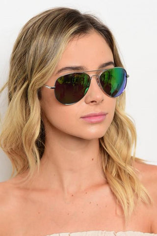 Aviator Sunglasses - Biology Boutique