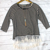 Kate Striped Top - Biology Boutique