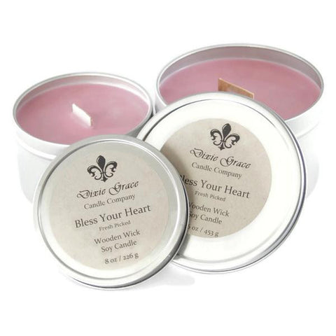 Bless Your Heart 16 oz Candle - Biology Boutique