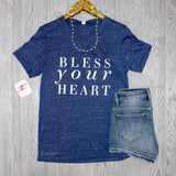 Bless Your Heart Tee - Biology Boutique