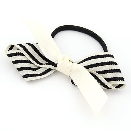 Bow Hair Tie - Biology Boutique