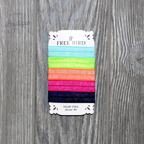 Bright & Clean Hair Ties - Biology Boutique