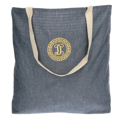 Chambray Everyday Bag - Biology Boutique