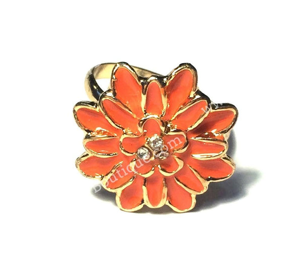 Daisy Ring - Biology Boutique