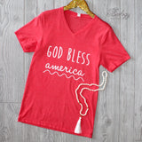 God Bless America Tee - Biology Boutique