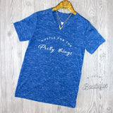 Hustle for the Pretty Things Tee - Biology Boutique
