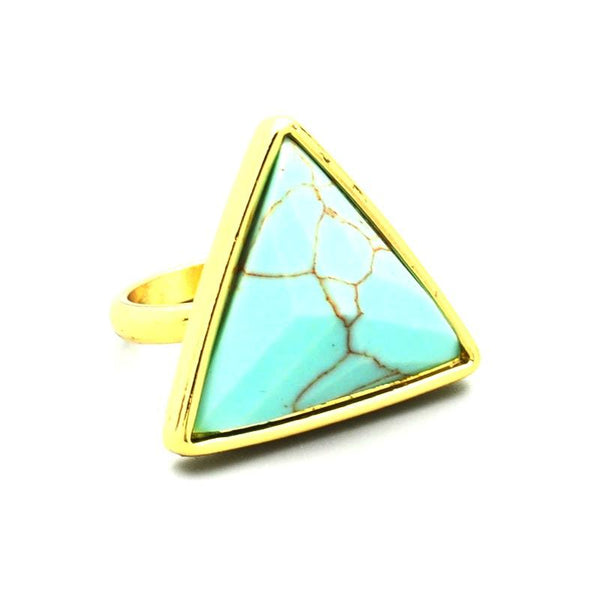 Leigha Turquoise Ring - Biology Boutique