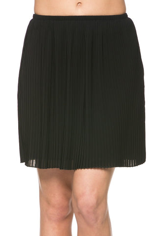 Madison Pleated Skirt - Biology Boutique