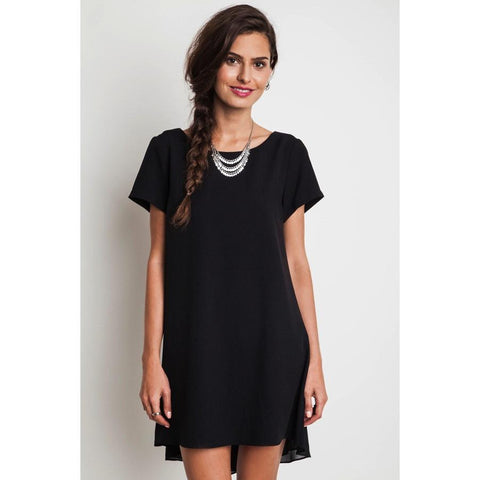 Perfect Little A-Line Dress - Biology Boutique