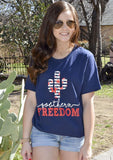 Southern Freedom Tee - Biology Boutique
