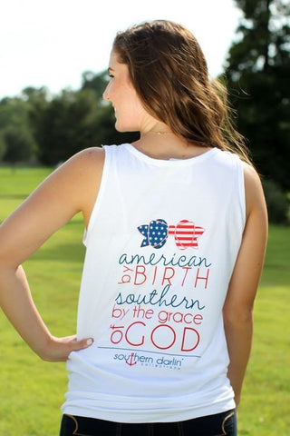 Southern by The Grace of God Tank - Biology Boutique