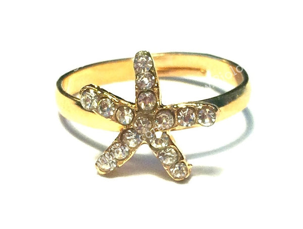 Starfish Ring - Biology Boutique