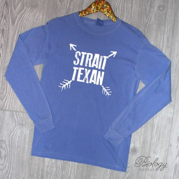 Strait Texan T-Shirt - Biology Boutique