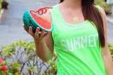 Summer Tank Top - Biology Boutique
