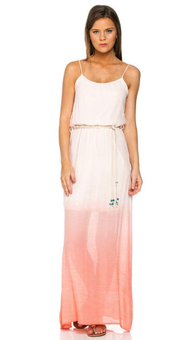 Swept Away Maxi Dress - Biology Boutique