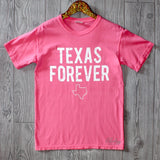 Texas Forever Tee - Biology Boutique