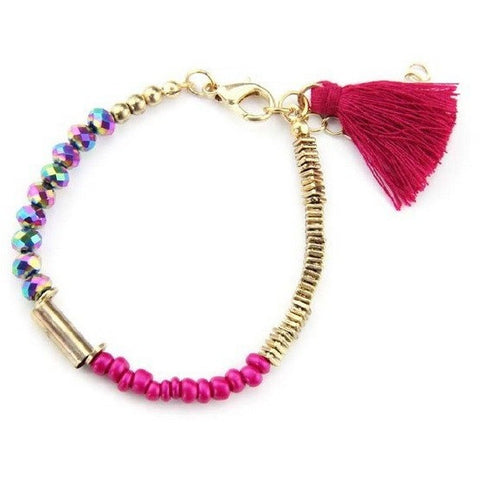 Fringe Bangle - Biology Boutique