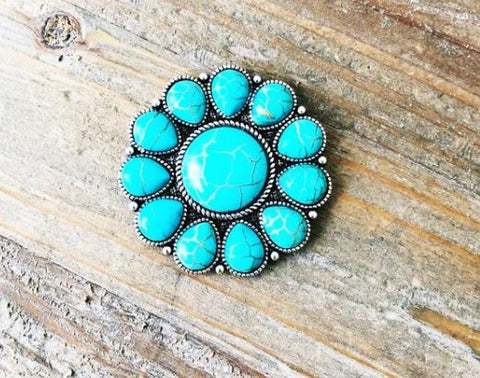 Turquoise Phone Holder Accessory - Biology Boutique