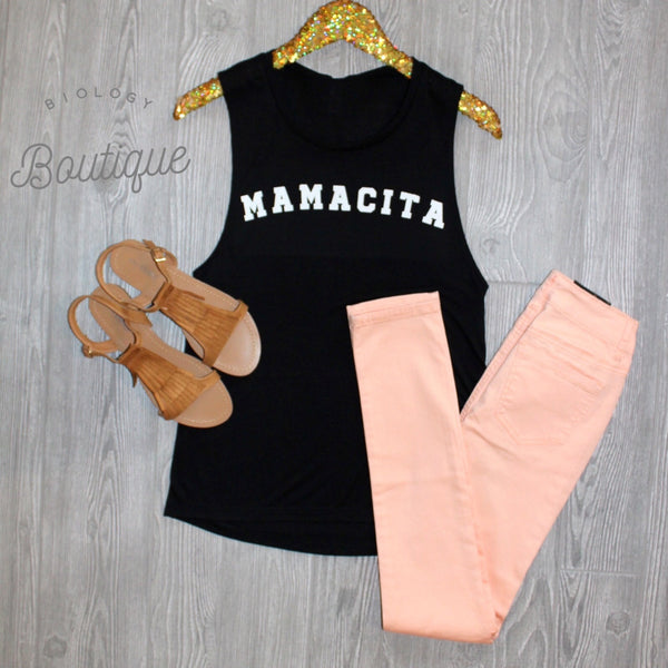Mamacita Tank - Biology Boutique