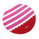Round Beach Towel - Biology Boutique