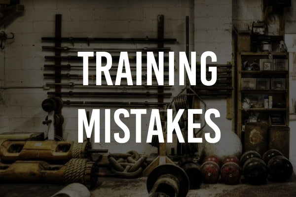 4 Muscle Building Mistakes