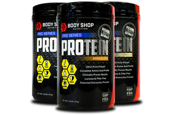 Ultra-Pure Protein