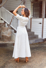 Indiana Maxi Dress White