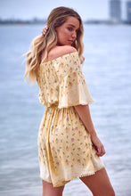 Penny Playsuit  Limoncello