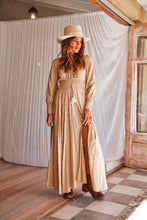 Indiana Maxi Dress Natural
