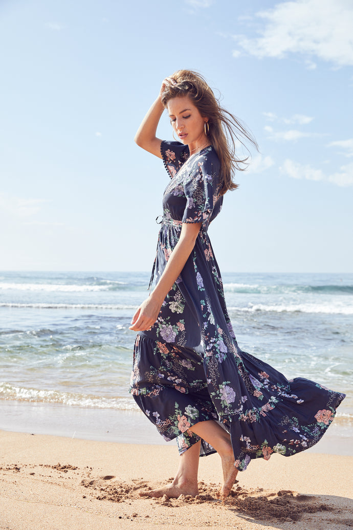 Ashland Maxi Dress Francie